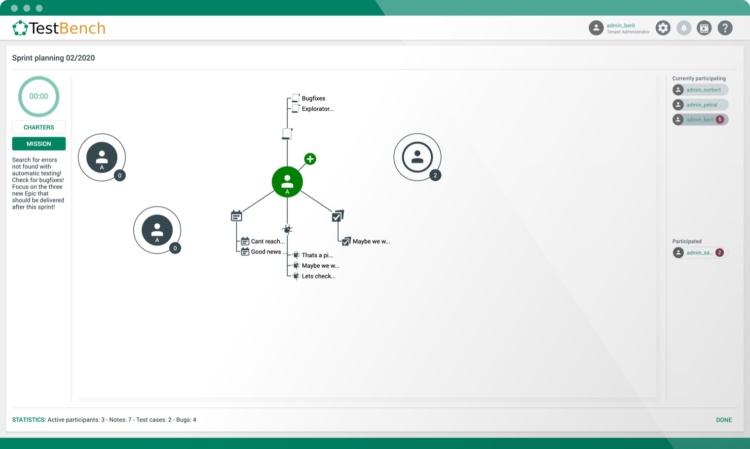 Features - Screenshot Team Collaboration