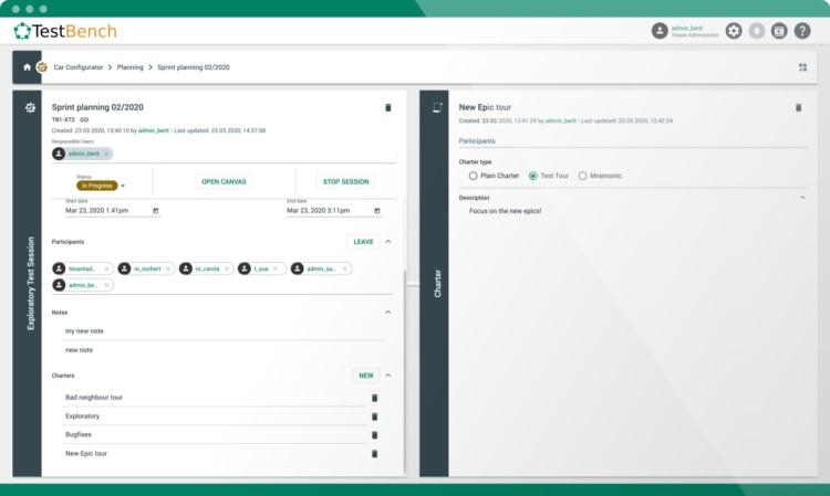 Exploratory Testing - Screenshot organization