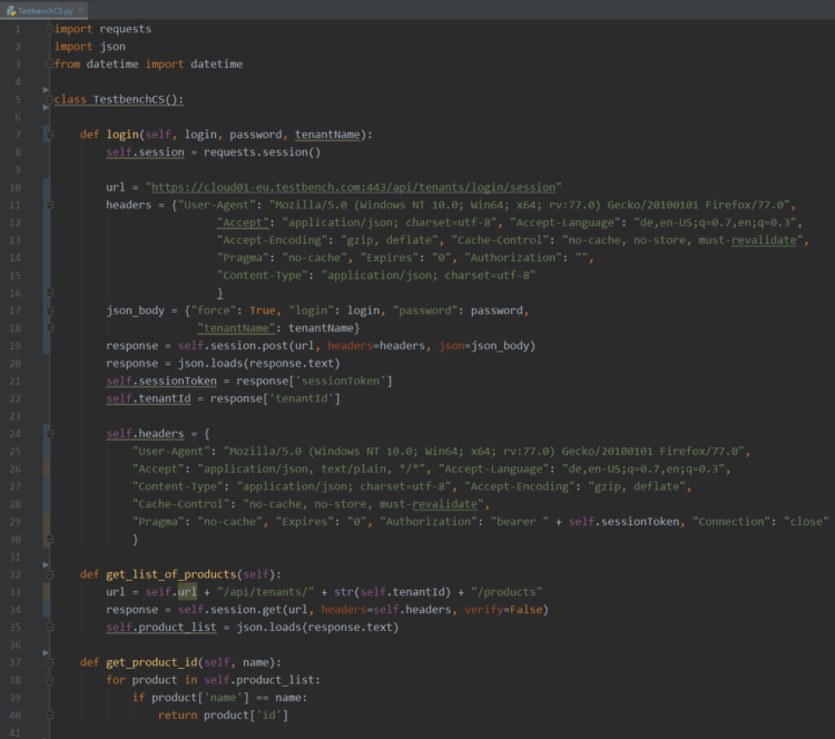 Extract From Code